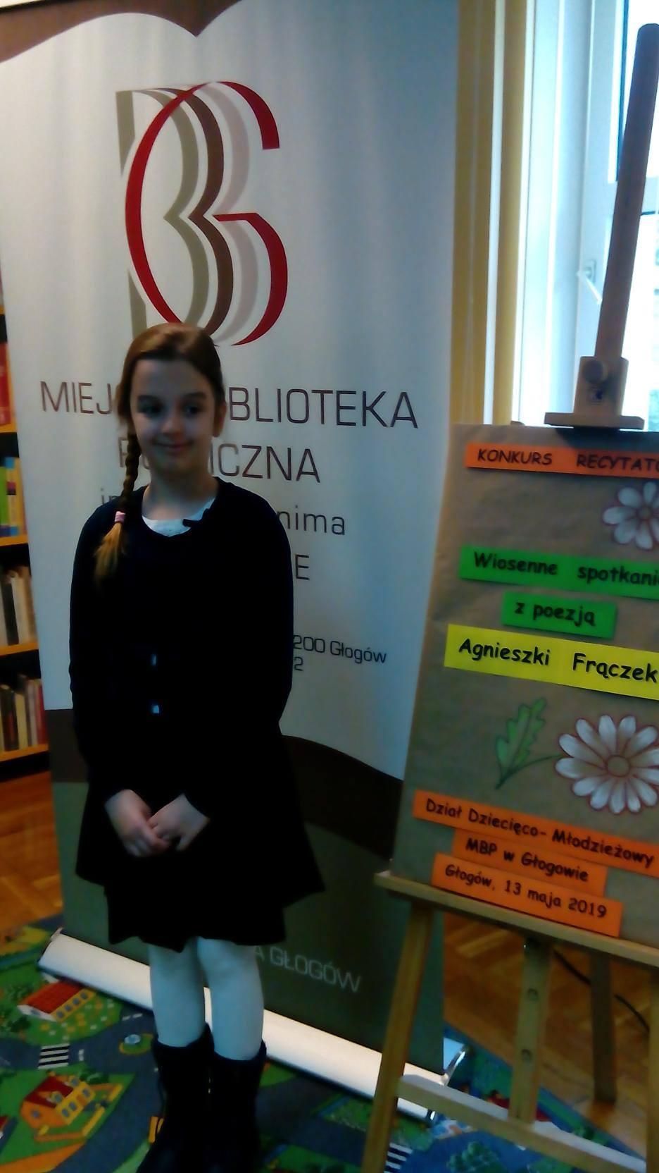 Wiosenne Spotkanie Z Poezją Agnieszki Frączek Szkoła
